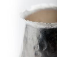 vase with fused edge