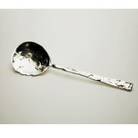 spoon, fused, square handle