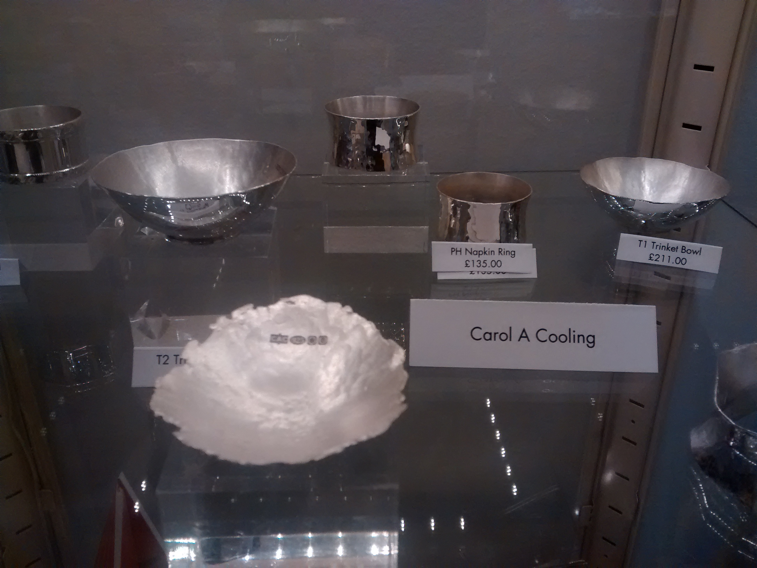 sheffield millenium gallery display 2014